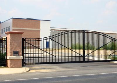 KFR Morgan Gate